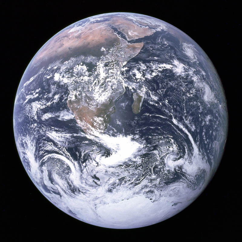 the earth seen from apollo 17 This Day In History   December 7th
