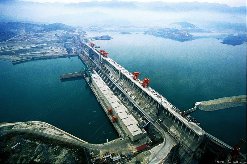 three gorges dam aerial This Day In History   December 14th