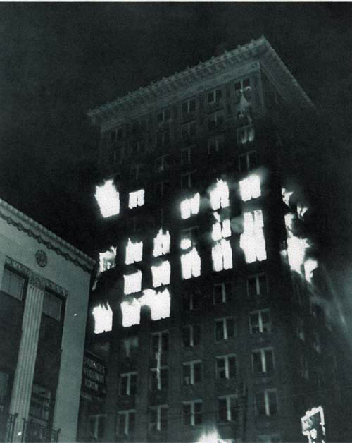 winecoff hotel on fire This Day In History   December 7th