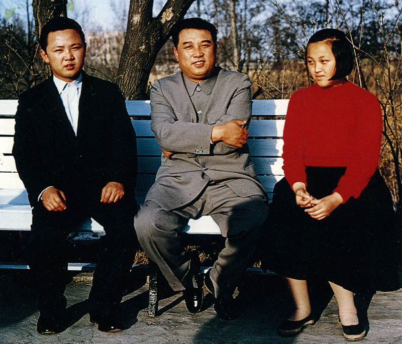 young kim jong il Picture of the Day: Death of a Dictator