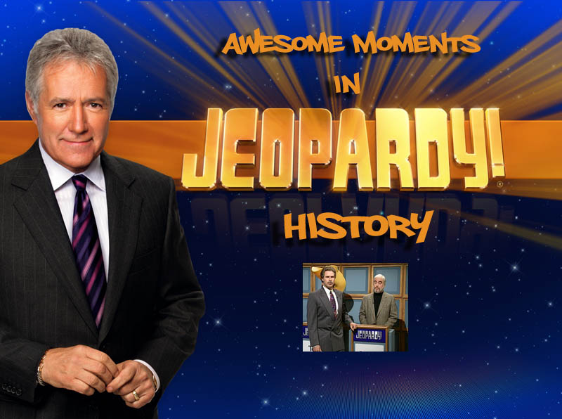 awesome moments in jeopardy history 12 Awesome Moments in Jeopardy History