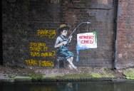 The Banksy vs Robbo War in Pictures