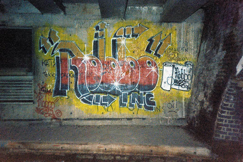 banksy robbo war london camden history 1 The Banksy vs Robbo War in Pictures