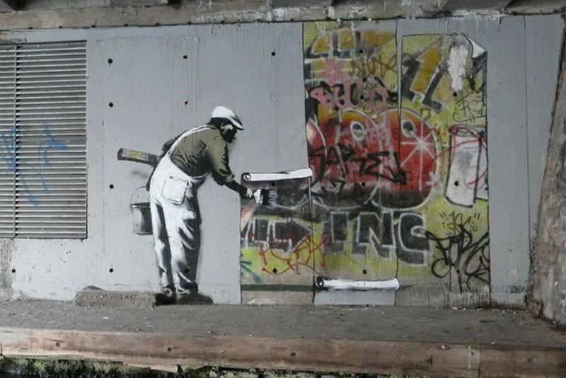 banksy robbo war london camden history 3 The Banksy vs Robbo War in Pictures