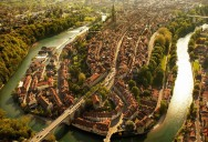 Picture of the Day: Beautiful Bern from Above