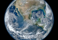 Picture of the Day: The Precious Blue Marble