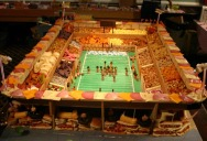 The Best Super Bowl Snack Stadiums Ever