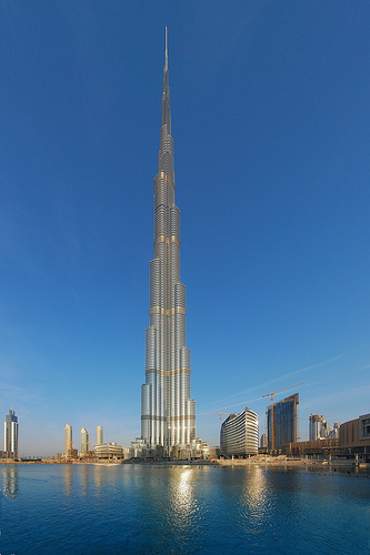 burj khalifa worlds tallest building This Day In History   January 4th