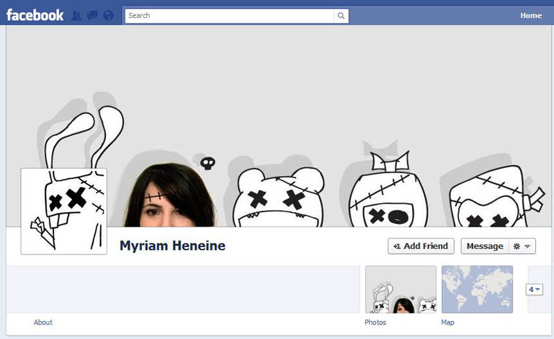 funny creative facebook timeline cover 10 25 Funny and Creative Facebook Timeline Covers