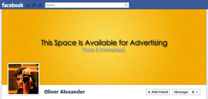 funny creative facebook timeline cover 21 25 Funny and Creative Facebook Timeline Covers