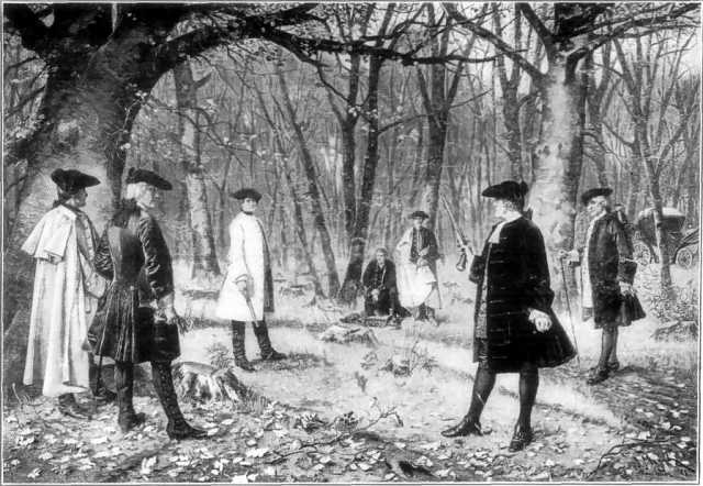hamilton burr duel This Day In History   January 11th