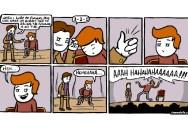 Hypnosis [Comic Strip]