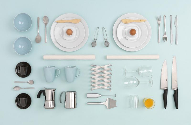 ikea kitchen table art carl kleiner 4 IKEA Kitchen Table Art by Carl Kleiner
