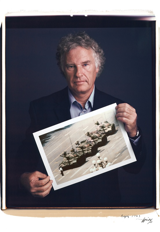 jeff widener tiannement square tank man photo copy Portraits of Iconic Photos and the Photographers that took them