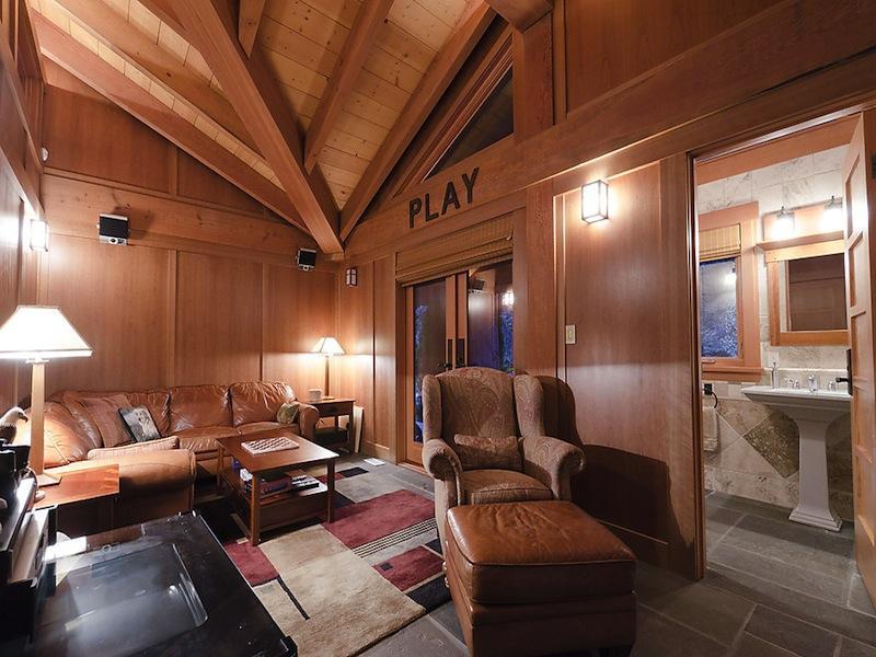 luxury whistler skil chalet crabapple drive 10 $15M Luxury Ski Chalet in Whistler, Canada