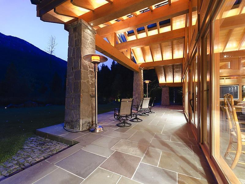 luxury whistler skil chalet crabapple drive 11 $15M Luxury Ski Chalet in Whistler, Canada