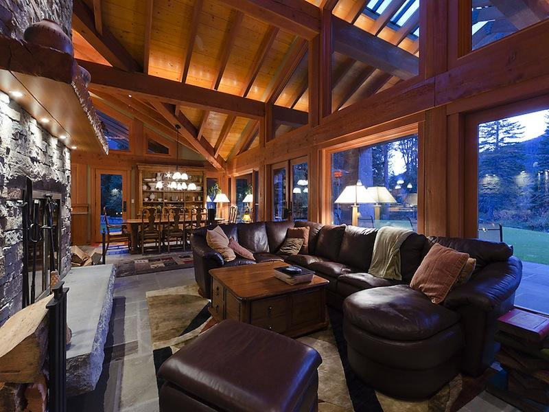 luxury whistler skil chalet crabapple drive 16 $15M Luxury Ski Chalet in Whistler, Canada