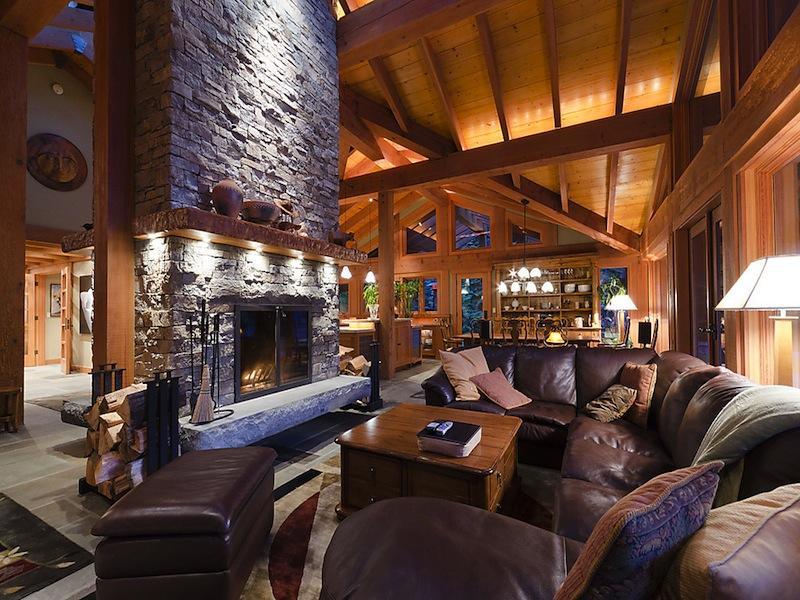 luxury whistler skil chalet crabapple drive 2 $15M Luxury Ski Chalet in Whistler, Canada