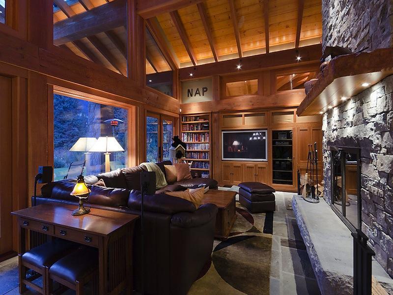 luxury whistler skil chalet crabapple drive 25 $15M Luxury Ski Chalet in Whistler, Canada