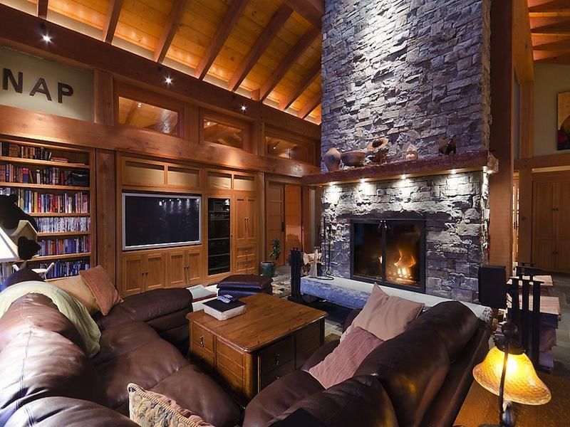 luxury whistler skil chalet crabapple drive 28 $15M Luxury Ski Chalet in Whistler, Canada