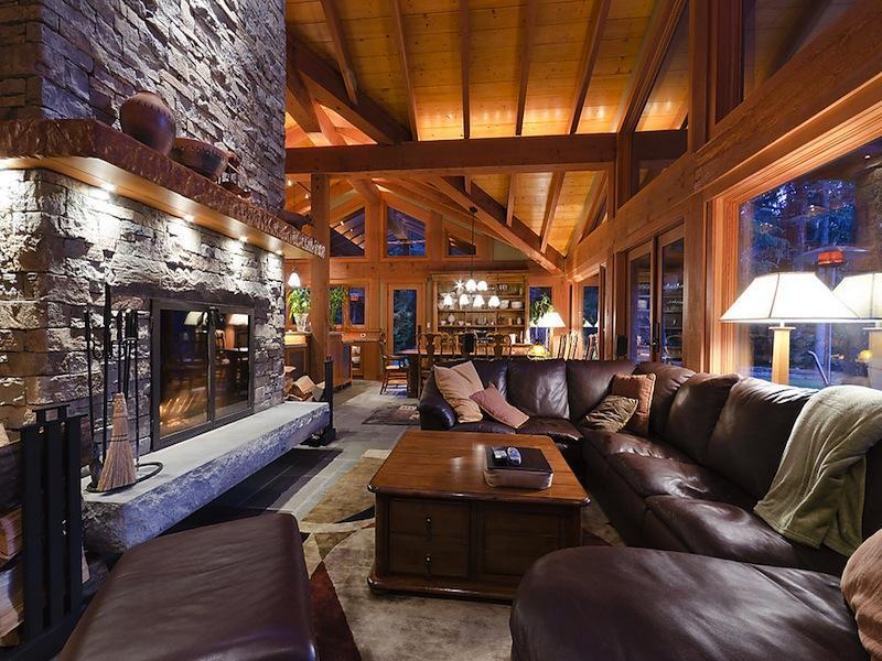 luxury whistler skil chalet crabapple drive 29 $15M Luxury Ski Chalet in Whistler, Canada