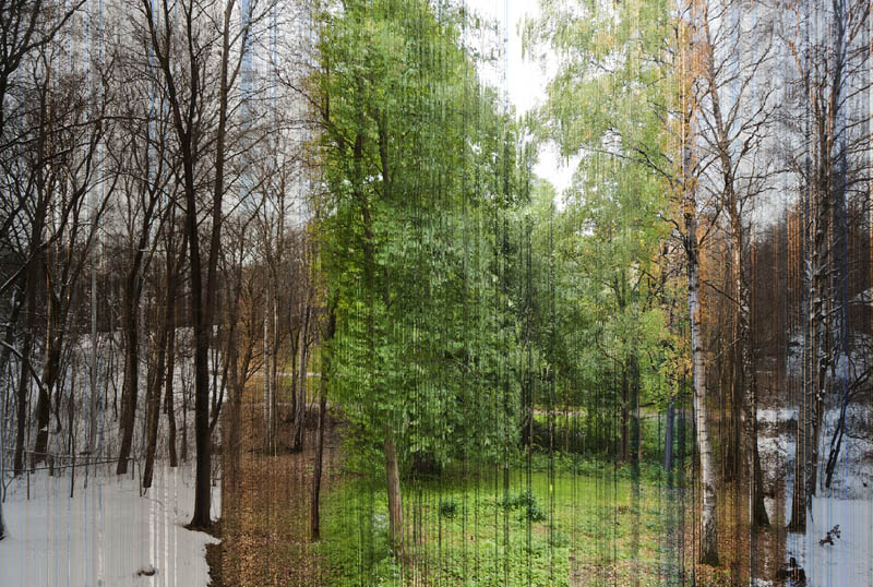 one year in one image eirik solheim Picture of the Day: One Year in One Image