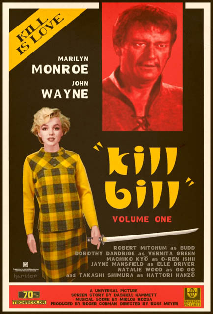 original movies from an alternate universe by hartter 1 Movie Posters from an Alternate Universe