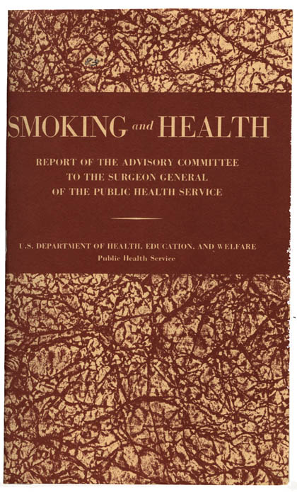 smoking and health report surgeon general 1964 This Day In History   January 11th