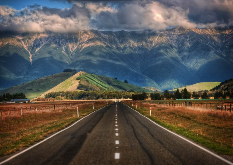 st arnaud new zealand countryside Picture of the Day: New Zealand the Beautiful