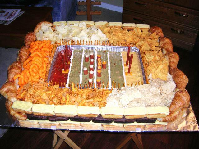 superbowl snack stadiums 10 The Best Super Bowl Snack Stadiums Ever
