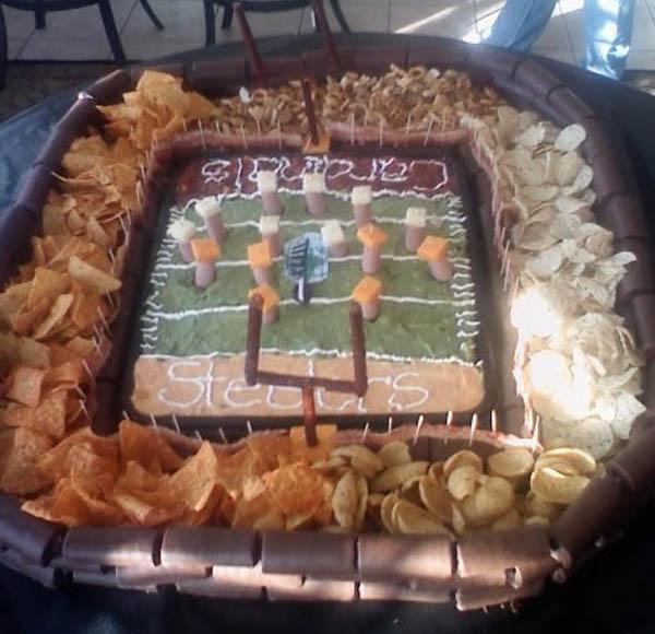 superbowl snack stadiums 21 The Best Super Bowl Snack Stadiums Ever