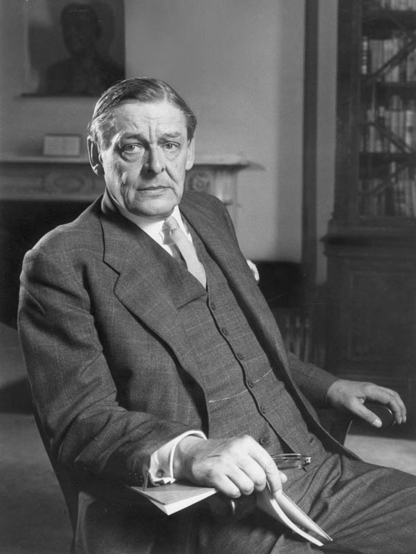 t s eliot This Day In History   January 4th