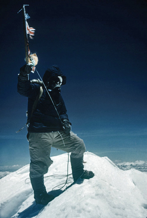 tenzing norgay edmund hillary summit of mt everest This Day In History   January 11th