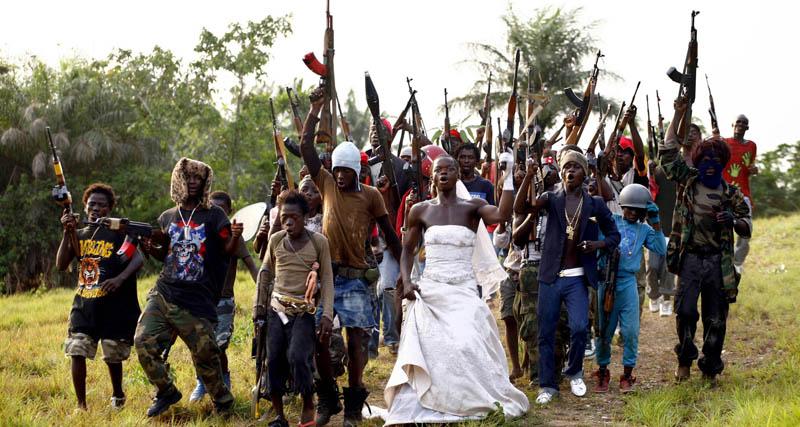 wedding dress guns wtf The Shirk Report   Volume 145