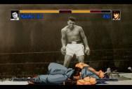 Picture of the Day: Ali vs Ryu