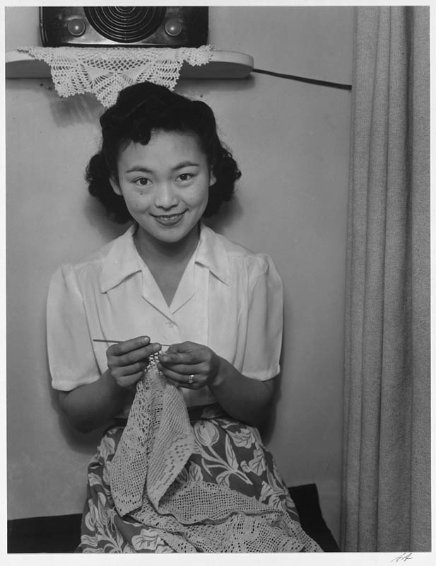 ansel adams life on japanese internment camps wwii manzanar 17 Ansel Adams Captures Life on a Japanese Internment Camp