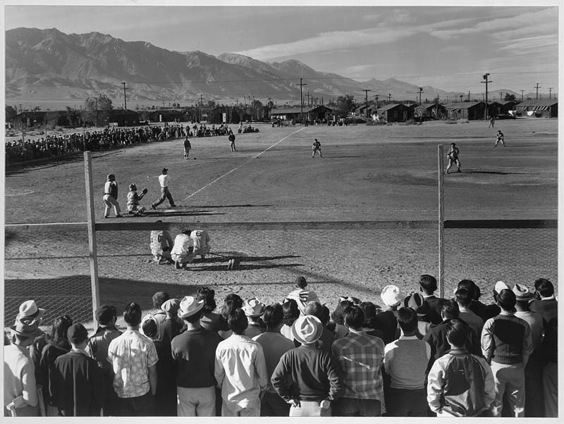 ansel adams life on japanese internment camps wwii manzanar 18 Ansel Adams Captures Life on a Japanese Internment Camp