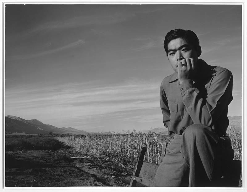 ansel adams life on japanese internment camps wwii manzanar 32 Ansel Adams Captures Life on a Japanese Internment Camp