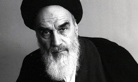 ayatollah khomeini iran revolution This Day In History   February 1st