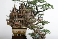 Picture of the Day: The Coolest Bonsai Treehouse Ever