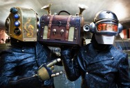 Picture of the Day: Daft SteamPunk!