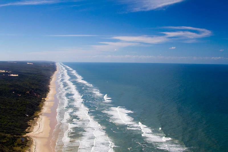 endless beach australia 90 mile beach Picture of the Day: Ninety Mile Beach, Victoria, Australia