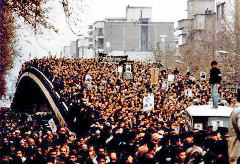 iranian revolution ayatollah khomeini 2 This Day In History   February 1st