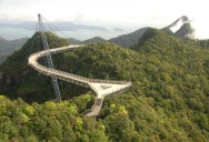 Picture of the Day: The Langkawi Sky Bridge in Malaysia