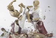 Porcelain Metamorphosis by Martin Klimas