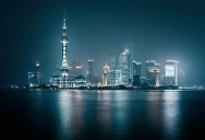 Picture of the Day: Shanghai Skyline at Night