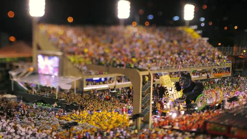 tilt shift rio carnival 4 Tilt Shift Carnival in Rio de Janeiro