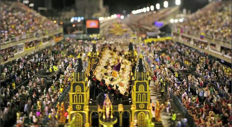 tilt shift rio carnival 5 Tilt Shift Carnival in Rio de Janeiro