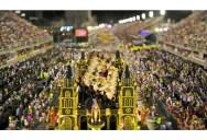 Tilt-Shift Carnival in Rio de Janeiro