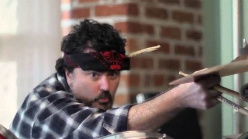 tim shafer drumming Adventure Game Shatters Kickstarter Record, Raises a Million Dollars in a Day